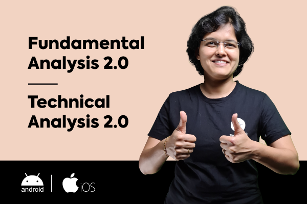 Fundamental Analysis + Technical Analysis (For Android & iOS) cover