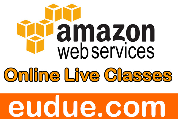 Amazon Web Services Online Live Classes cover