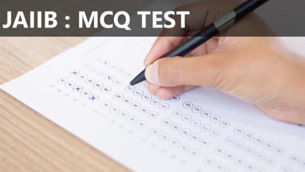 Free - MCQ Test - JAIIB Accounting & Finance for Bankers - Basic Concepts of Accounting cover