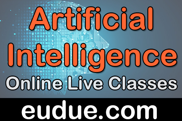 Artificial Intelligence Online Live Classes cover