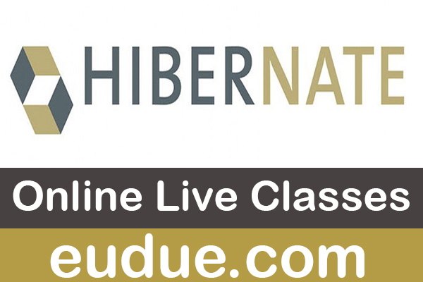 Hibernate Online Live Classes cover