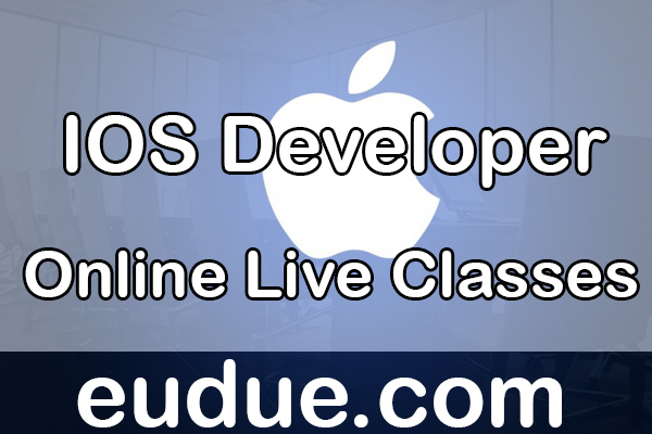 IOS Developer Online Live Classes cover