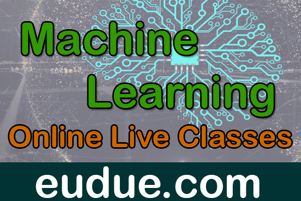 Machine Learning Online Live Classes cover