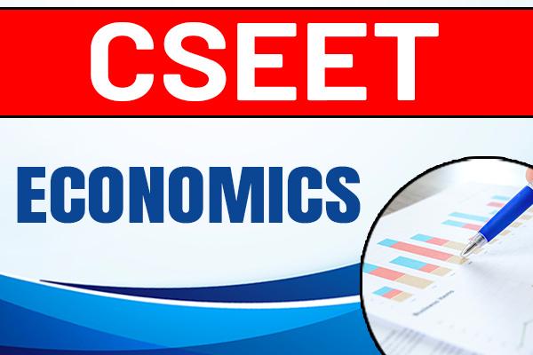 Economics : CSEET cover