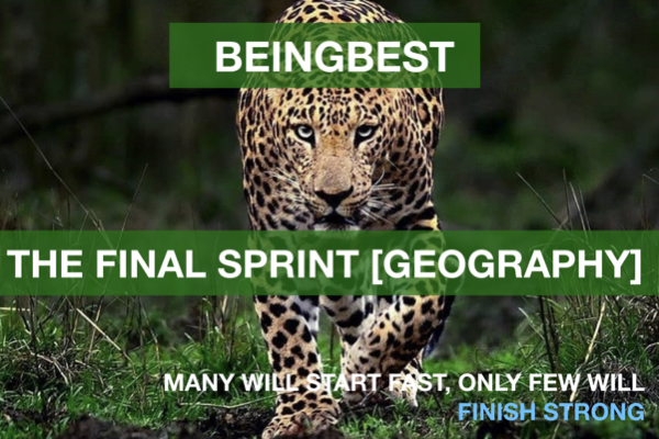 The Final Sprint [Geography + Misc] cover