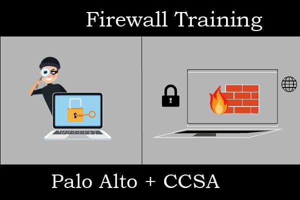 Palo Alto + CCSA Firewall Combo cover