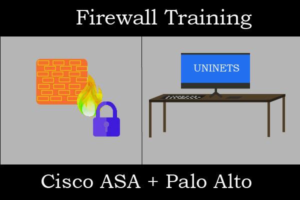 Cisco ASA + Palo Alto Firewall Combo cover