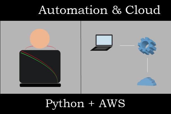 Python + AWS Combo cover