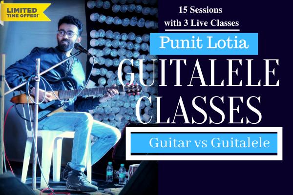 Learn Guitalele: Understand Guitar vs Guitalele cover