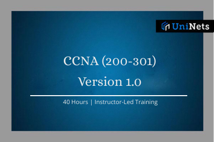 CCNA v1.0: Starts on 29th-Aug-2020 @2PM IST cover