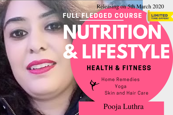 Nutrition and Lifestyle- Health, Skin, Hair Care, Home remedies cover