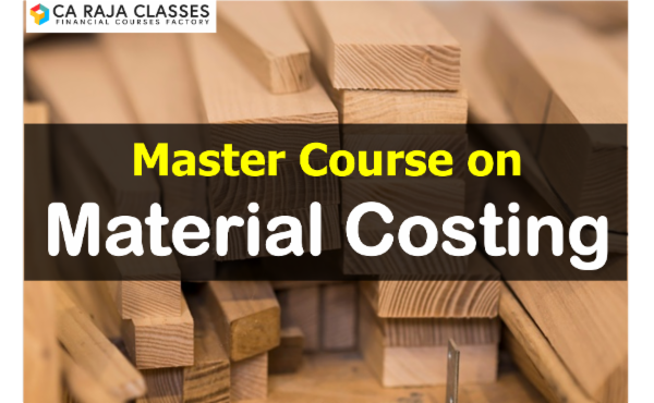 Master Course on Material Costing cover