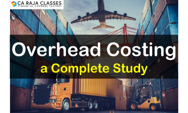 Overhead Costing a Complete Study cover