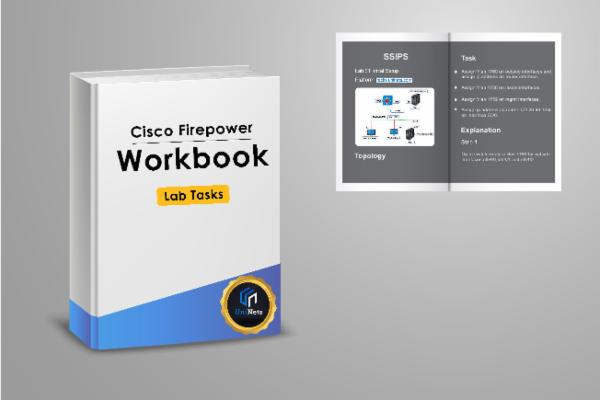 Cisco Firepower Workbook cover
