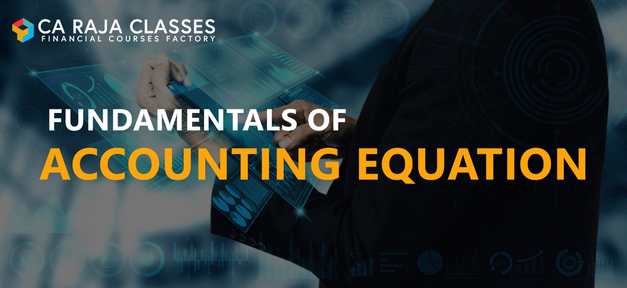 Fundamentals of Accounting Equation cover