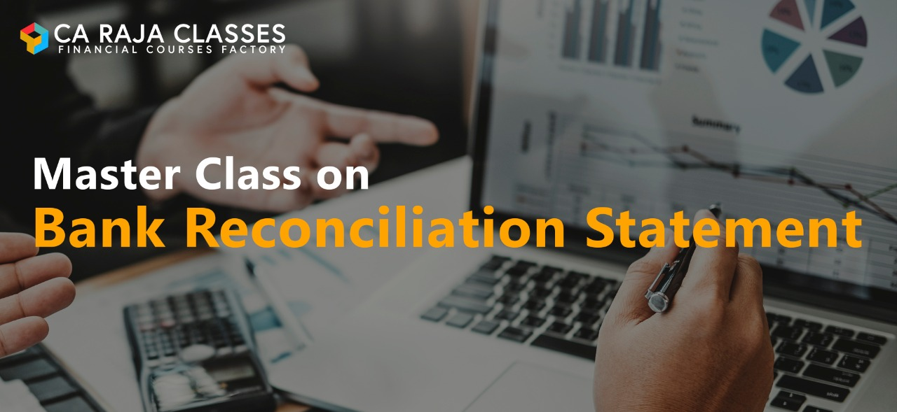 Master Class on Bank Reconciliation Statement cover