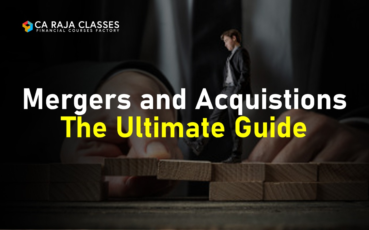 Mergers and Acquisitions - The Ultimate Guide cover