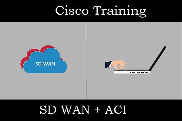 Cisco SD WAN + ACI Combo cover