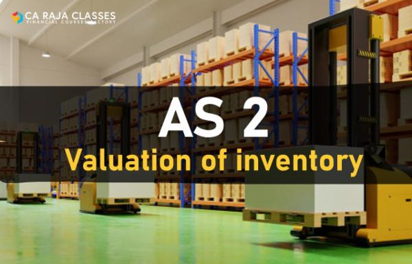 AS 2 Valuation Of Inventory cover