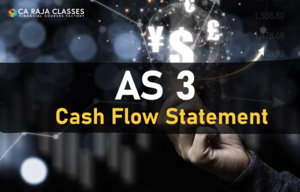 AS 3 Cash Flow Statement cover