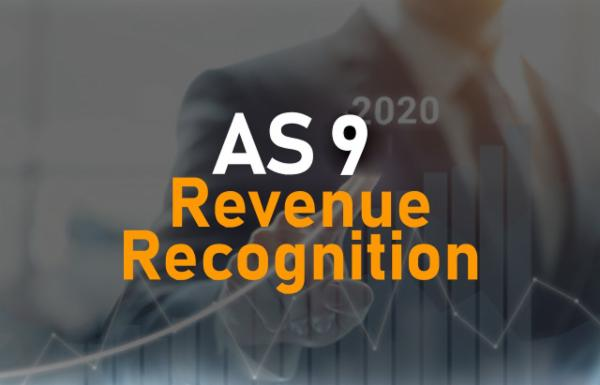AS 9 Revenue Recognition cover