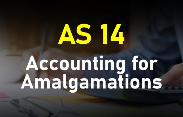 AS 14 Accounting for Amalgamations cover
