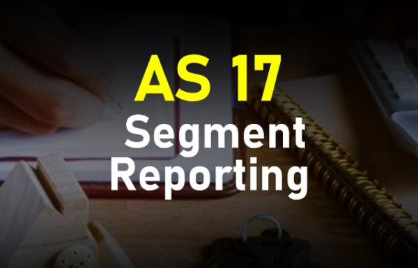 AS 17 Segment Reporting cover