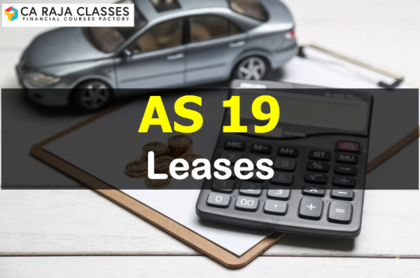 AS 19 Leases cover