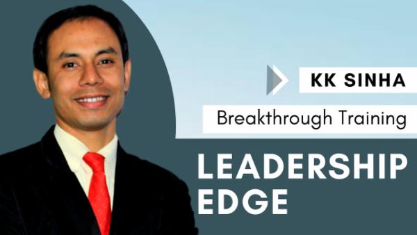 Leadership Edge: Breakthrough Training cover