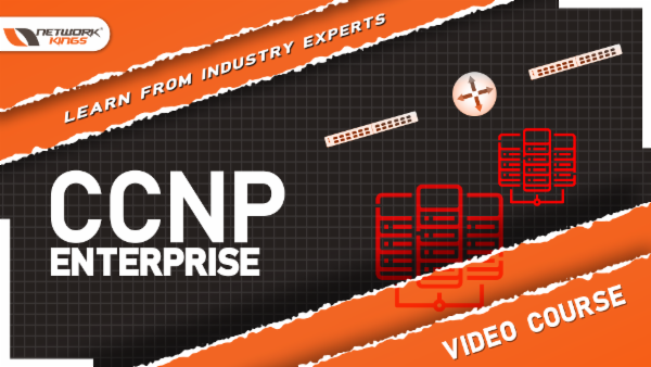 Selfpaced CCNP Enterprise + Lab Access cover
