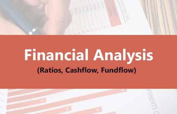 Financial Analysis (Ratios, Cashflow, Fundflow) cover