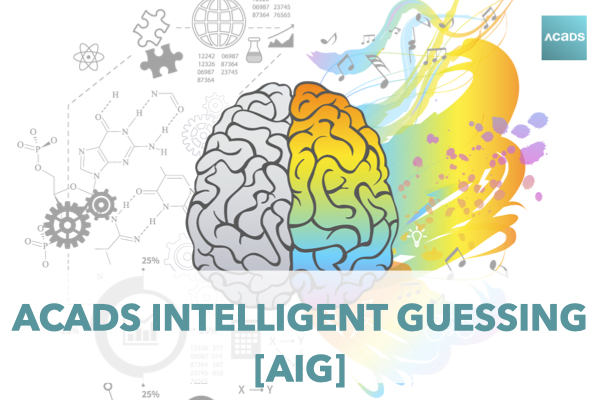 Acads Intelligent Guessing [AIG] cover