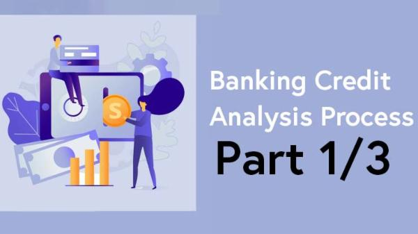 Banking Credit Analysis Process Part 1/3 cover
