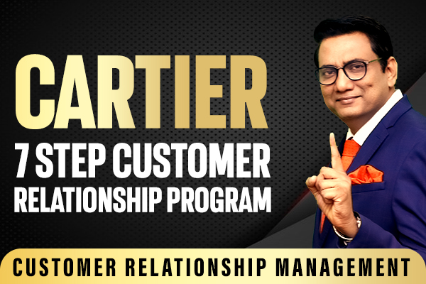 Customer Relationship Management (CARTIER) cover