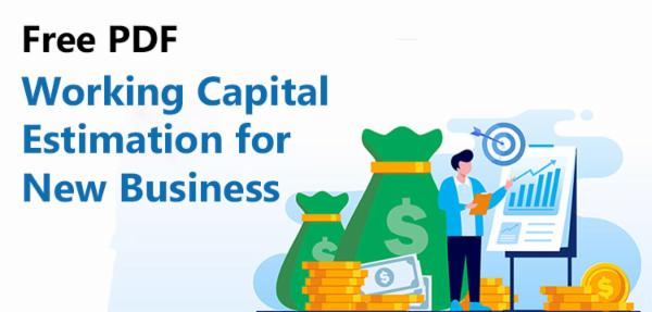 PDF - Working Capital Estimation for New Business cover