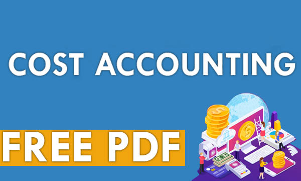 PDF - Cost Accounting cover