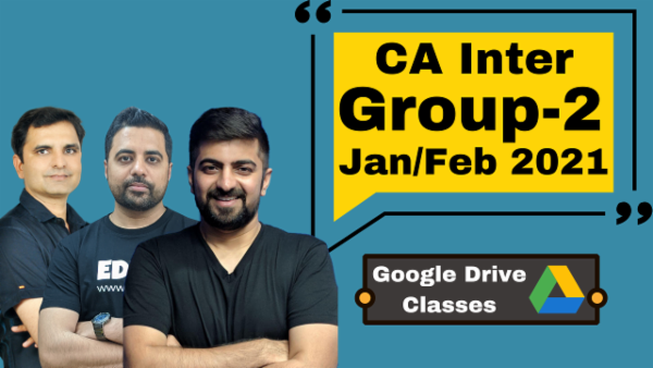 CA Inter Group 2 Combo - Google Drive - Nov 2020 cover