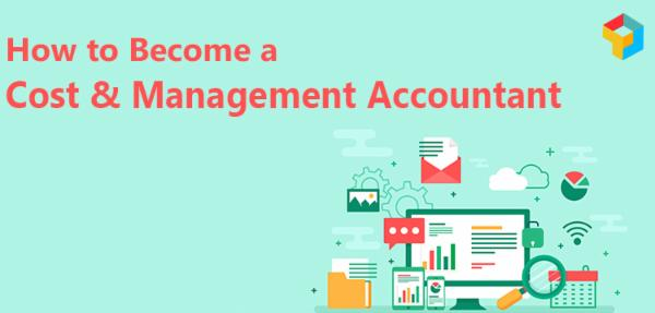 How to Become a Cost & Management Accountant cover