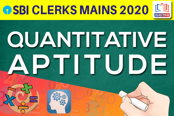 Quantitative Aptitude cover