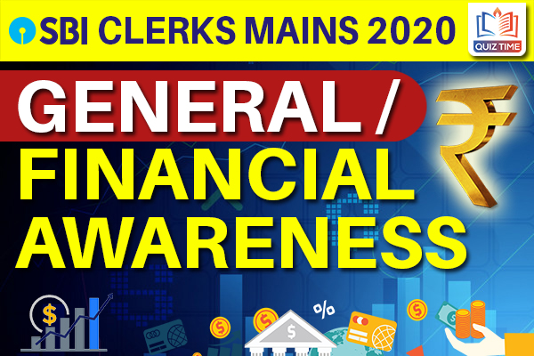 General/Financial Awareness cover