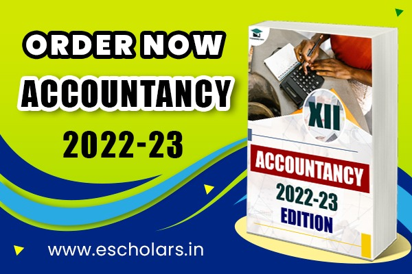Accountancy Book : Class 12 cover