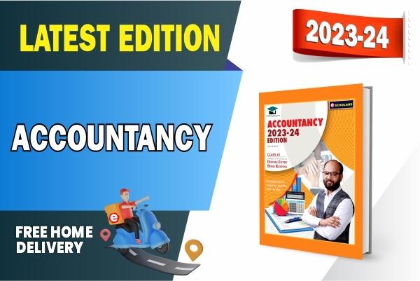 Accountancy Book : Class 12 cover