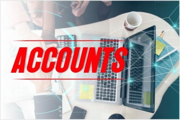 Accounts : CA Foundation cover