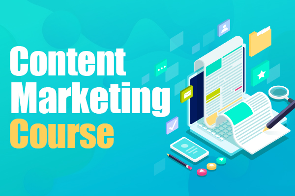 Content Marketing Course cover