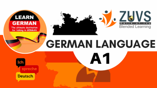 German Language A1 cover