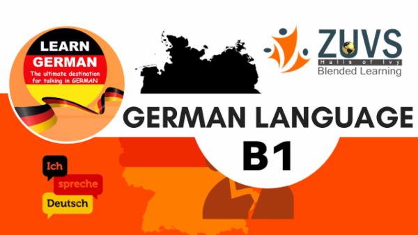 German Language B1 cover