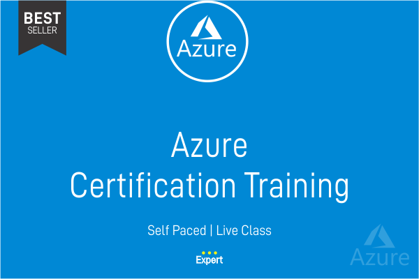 Azure Administrator Certification Training cover