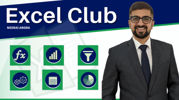 Excel Club | Mobile App cover
