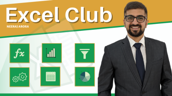 Excel Club | Google Drive cover
