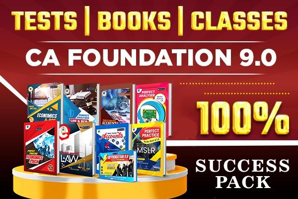 CA Foundation 3.0 cover